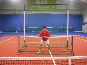 テニススクール 新アイテム