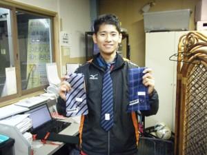 駒村コーチ